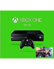 Consola Xbox One 500 GB + Juego Battlefield 1 - Bundle Edition
