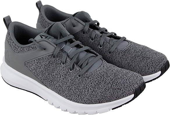 Reebok Mens Print LUX Running Shoes