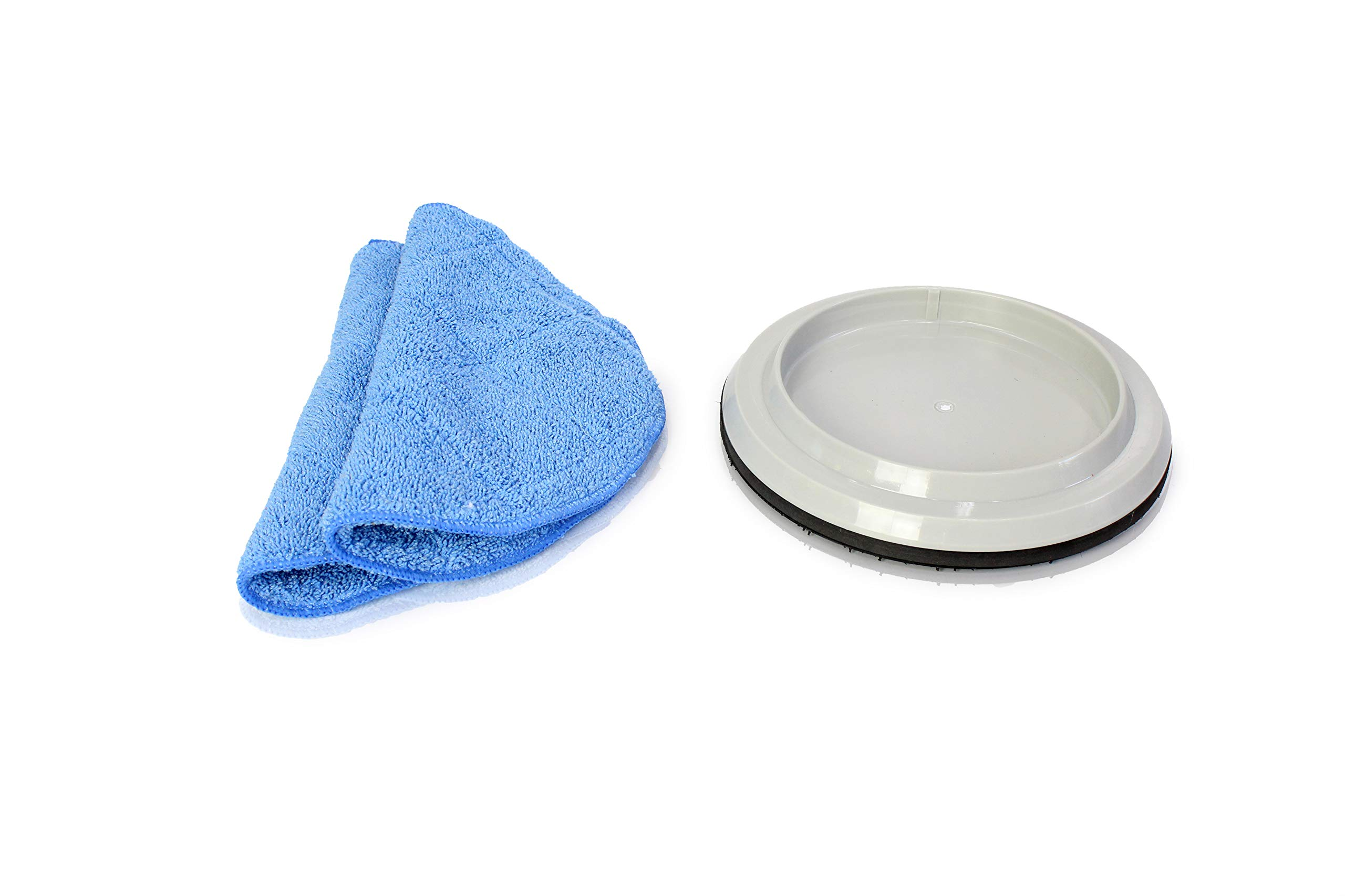 Prolux Core Two Mopping Pads and Pad Holder