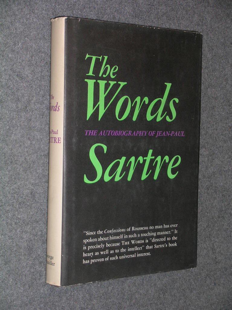 Jean paul sartre autobiography