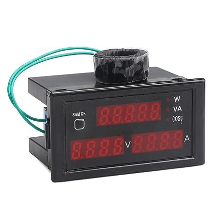 Review DROK Digital Multimeter AC