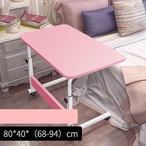 Amazon.com: Mesa de escritorio para ordenador, mesita de ...