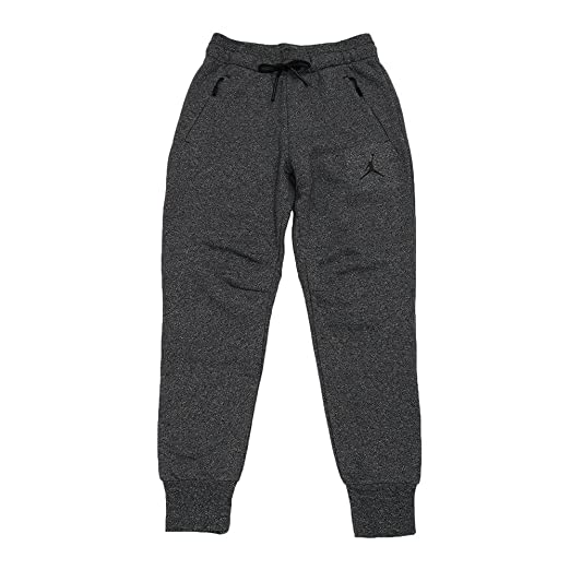 09157b2f1940b6 Amazon.com  Nike Mens Jordan Icon Fleece Cuffed Sweatpants  JORDAN ...