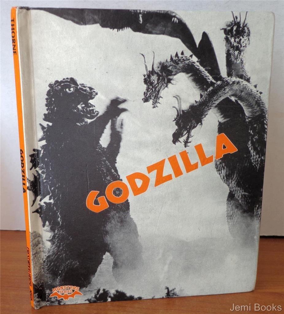 Godzilla Monsters Series Thorne Ian 9780913940686 Amazon Com Books