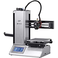 Monoprice 133012 Select Mini Pro 3D Printer - Aluminum with (120 X 120 X 120 Mm) Auto Level Heated Bed, Touch Screen Display, Microsd Card and Wi-Fi