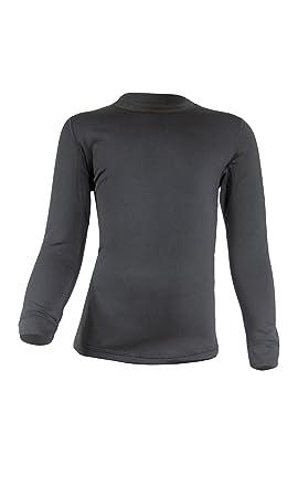 Gwinner niños thermal-technical ropa interior Skiunderwear – camisa de manga larga – Warmline-