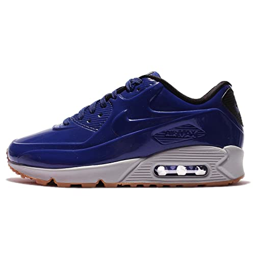 Nike Men's Air Max 90 VT QS, Deep Royal BlueDeep Royal Blue Wolf Grey, 13 M US