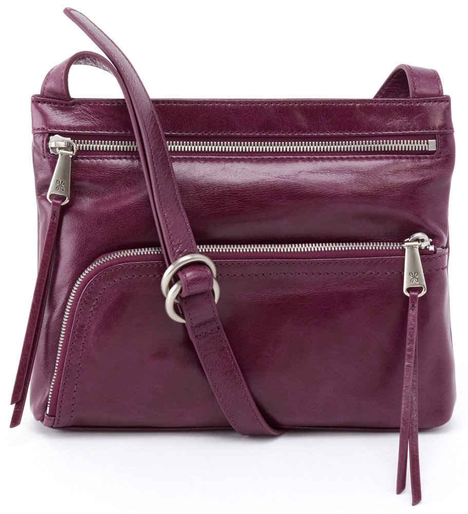Hobo Women's Cassie Eggplant One Size by HOBO