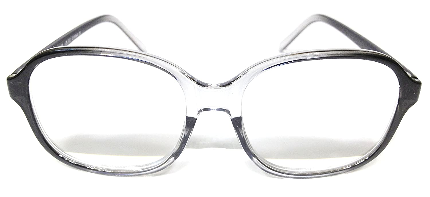 4a23d25dbc50 Amazon.com  High Power Full Frame Reading Glasses +7.00 Grey with Spring  Hinge by See Clearly Readers  Health   Personal Care