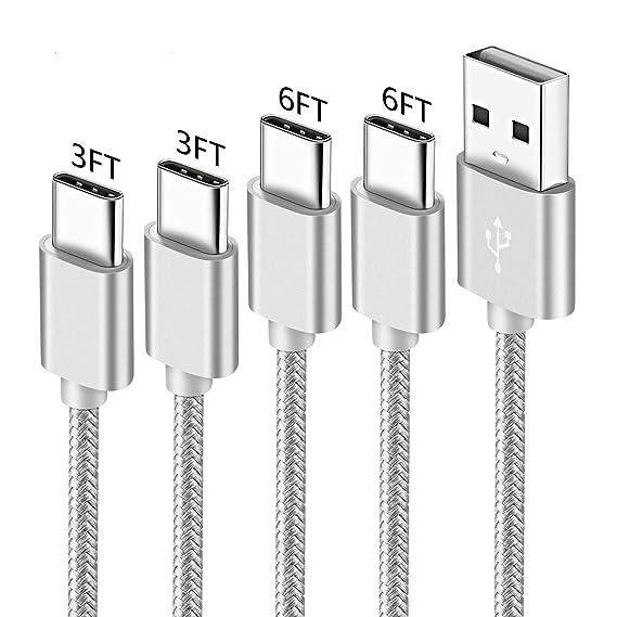 8e072699a8218d Charger Cord for LG V40 V35 Q7 G8 G7 Thinq G6 Stylo 4 Stylo4 V30S Plus