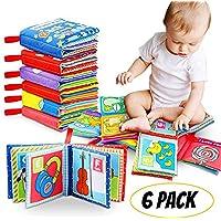 Libro de Cognición del bebé, Felly Libros Blandos