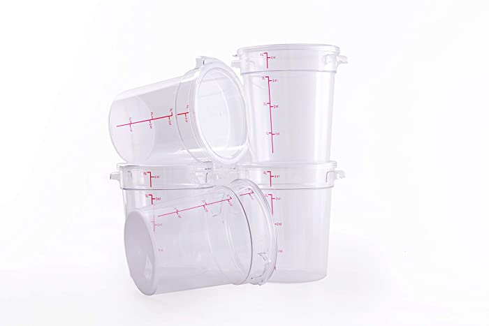 Top 9 Food Safe Container With Lid For Dog Food