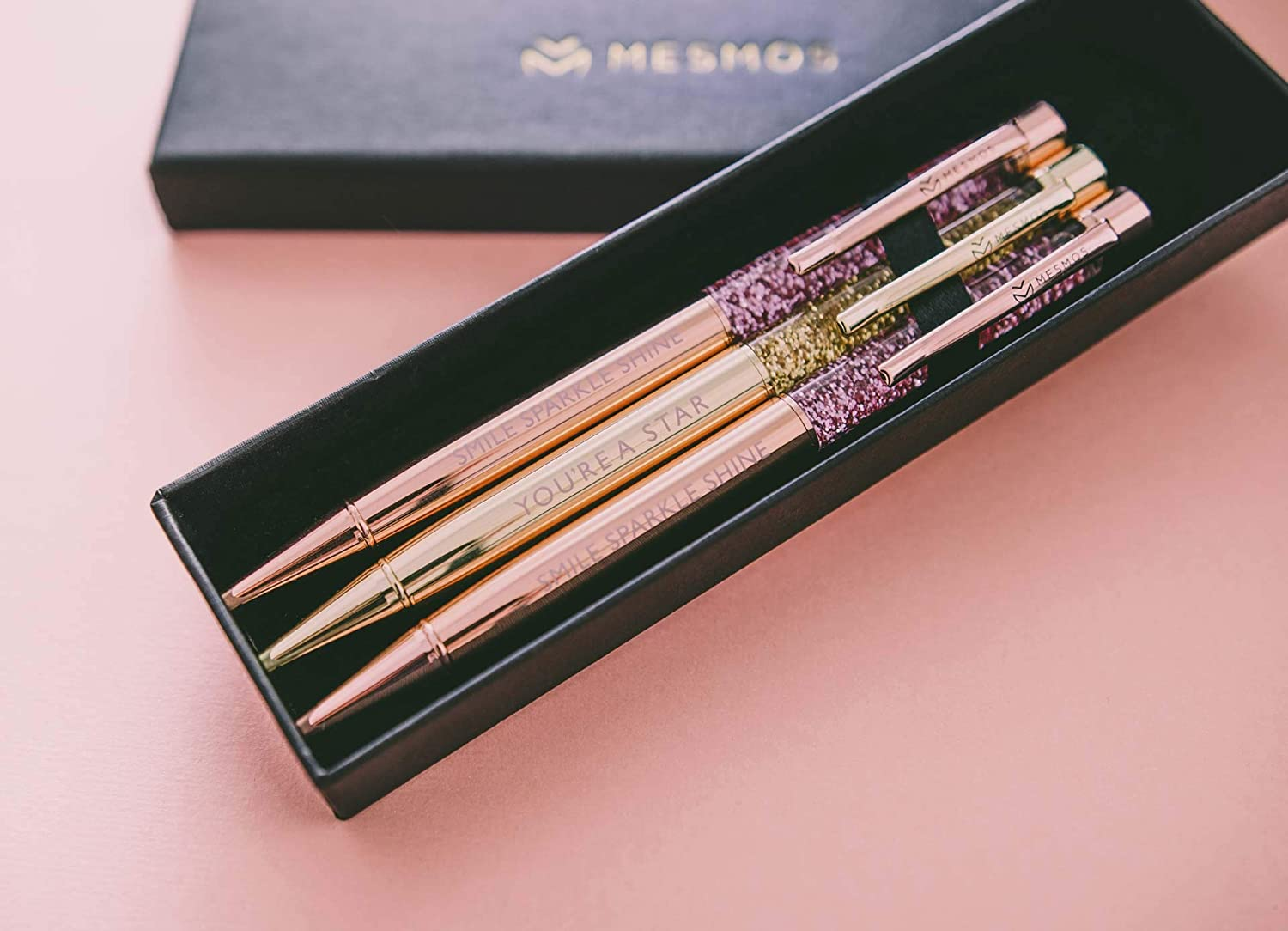 ballpoint pen rose gold mesmos