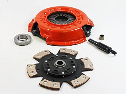 Clutch Kit Works With Nissan Pathfinder Pickup E Xe Se Le Base King Cab XE-