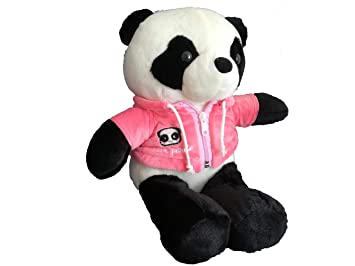 Oso Panda Peluche Animal Realista Chaqueta Sudadera ...