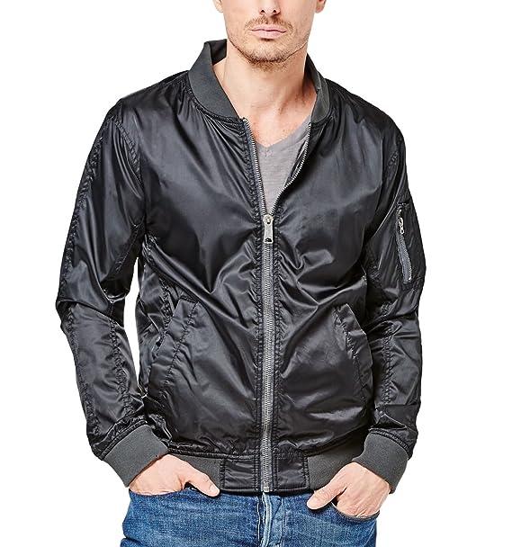 Brandit Portland Nylonjacket, Chaqueta para Hombre: Amazon.es: Ropa y accesorios