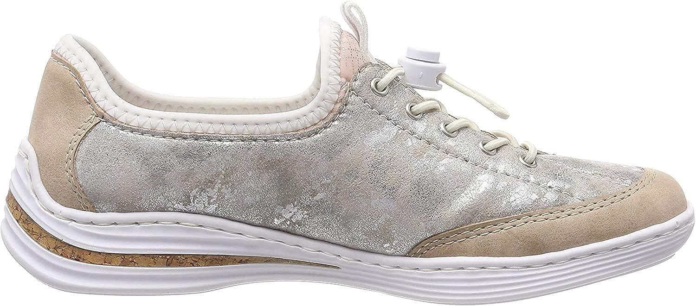 Rieker N42M8 14 Schuhe Women Damen Sneaker Antistress