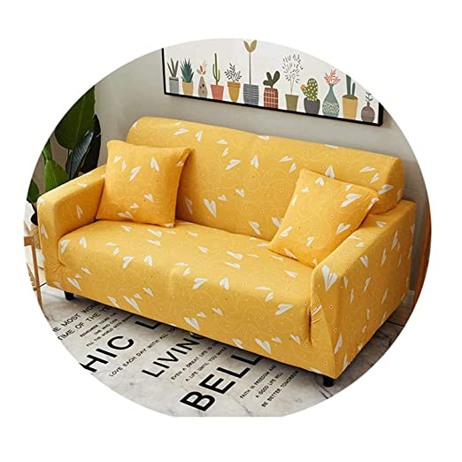 Slipcovers Sofa Cover All-Inclusive Slip-Resistant Sectional ...