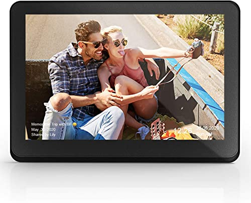 CAMKORY 10 Inch WiFi Digital Picture Frame