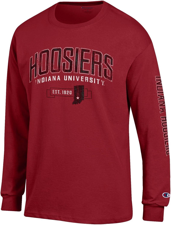 NCAA Mens NCAA Mens Fair Catch Long Sleeve T-Shirt