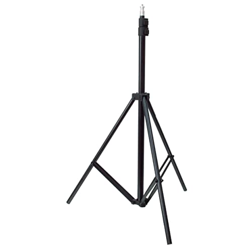 KONIG Photography Light Stand for Professional Photo Studio Photolamps - Black
