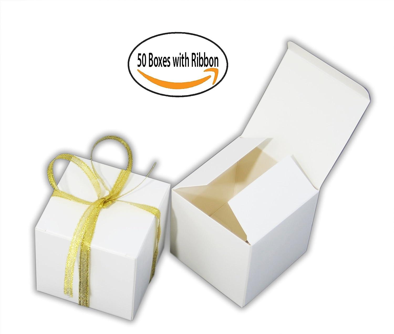 Amazon.com: 4 Inch Cube Favor Box (4\