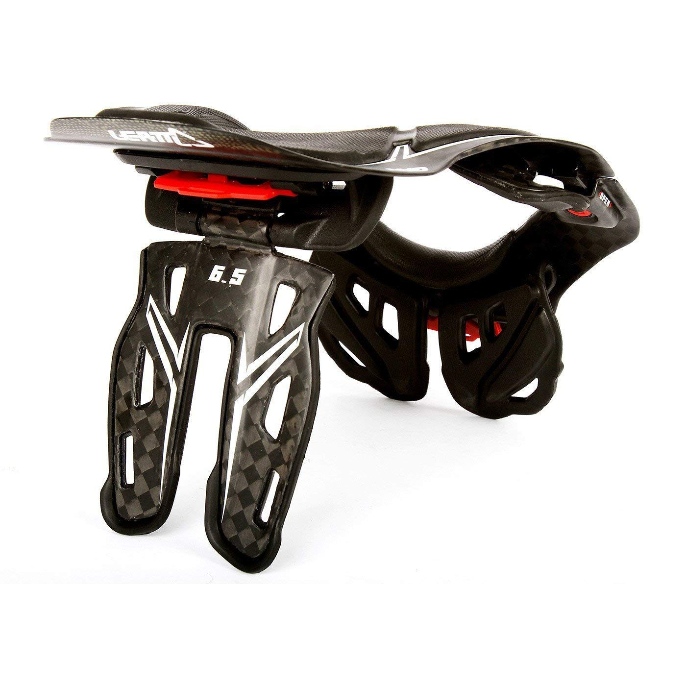 Leatt GPX 6.5 Neck Brace (Carbon/Black, Small/Medium) by Leatt Brace (Image #3)