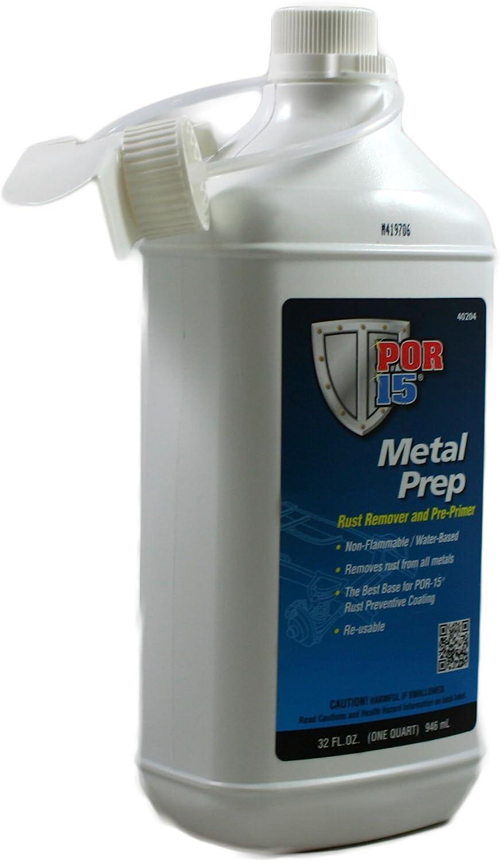 POR-15 40204 Metal Prep 1 quart FREE EXPEDITED SHIPPING