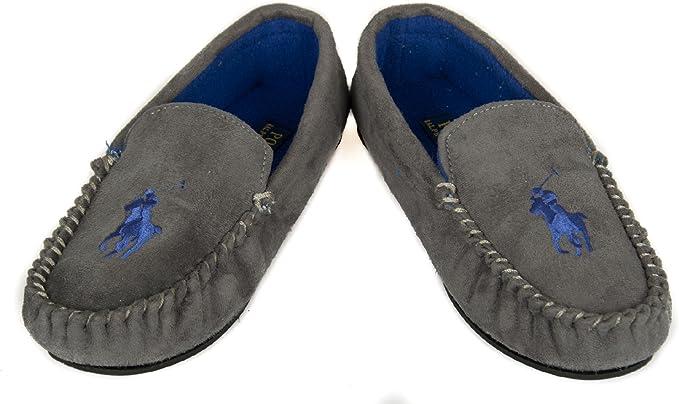 Polo Ralph Lauren Zapatillas mocasín hombre homewear artículo DEZI ...