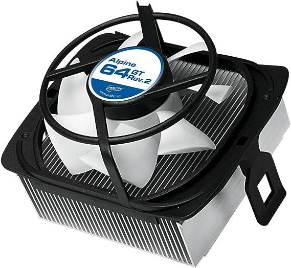 ARCTIC Alpine 64 GT - Ventilador de ordenador para AMD: AM4, AM3 ...