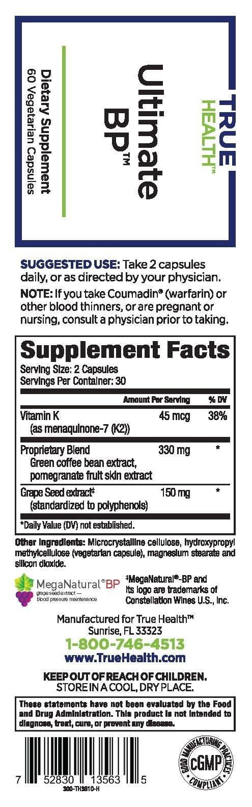 Ultimate BP by True Health