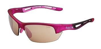 Bollé Bolt S - Gafas de sol deportivas, color rosa