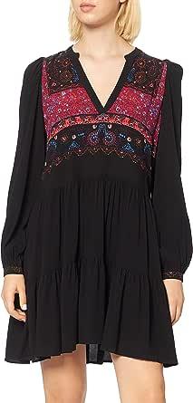 Desigual Vest_solsona dames Casual jurk