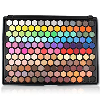 Eye Shadow Popular Brand Professional 149 Color Eyeshadow Palette Colorful Shimmer Matte Brand New Eyeshadow Pallete With Mirror Beauty Makeup Cosmetic Beauty & Health