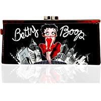 Betty Boop Clutch Purse,Women's Wallet,Lady's Purses,Official Licensed