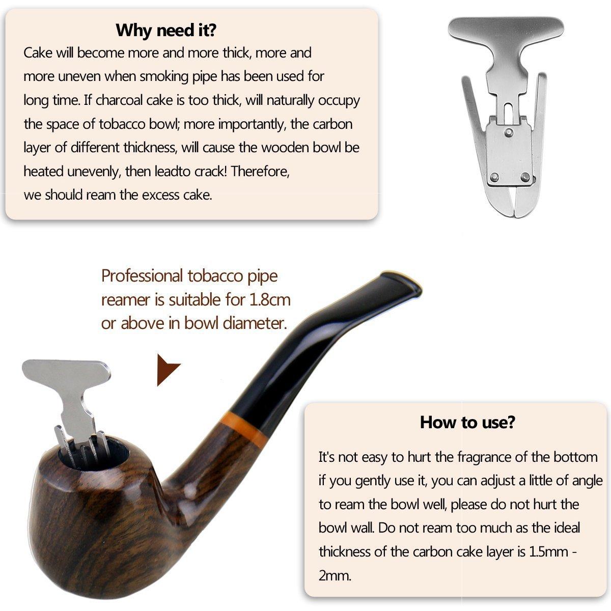 Smoking pipe: types, forms, reviews 54