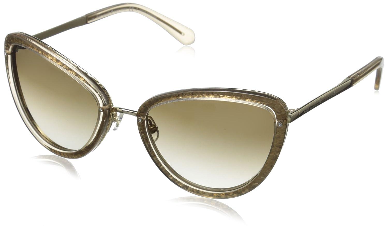 Kate SpadeDamen Sonnenbrille BLACK GLITTER lbJAlV