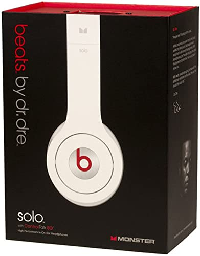 Monster Beats Solo with ControlTalk Headphones for HTC Discontinued by Manufacturer