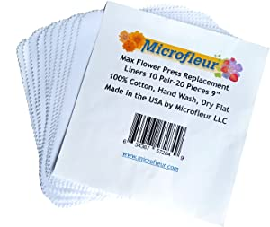 Microfleur 20 Pc Max Liners Max 9