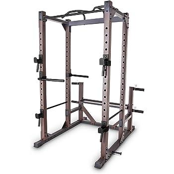 Amazon Com Merax Athletics Fitness Power Rack Olympic