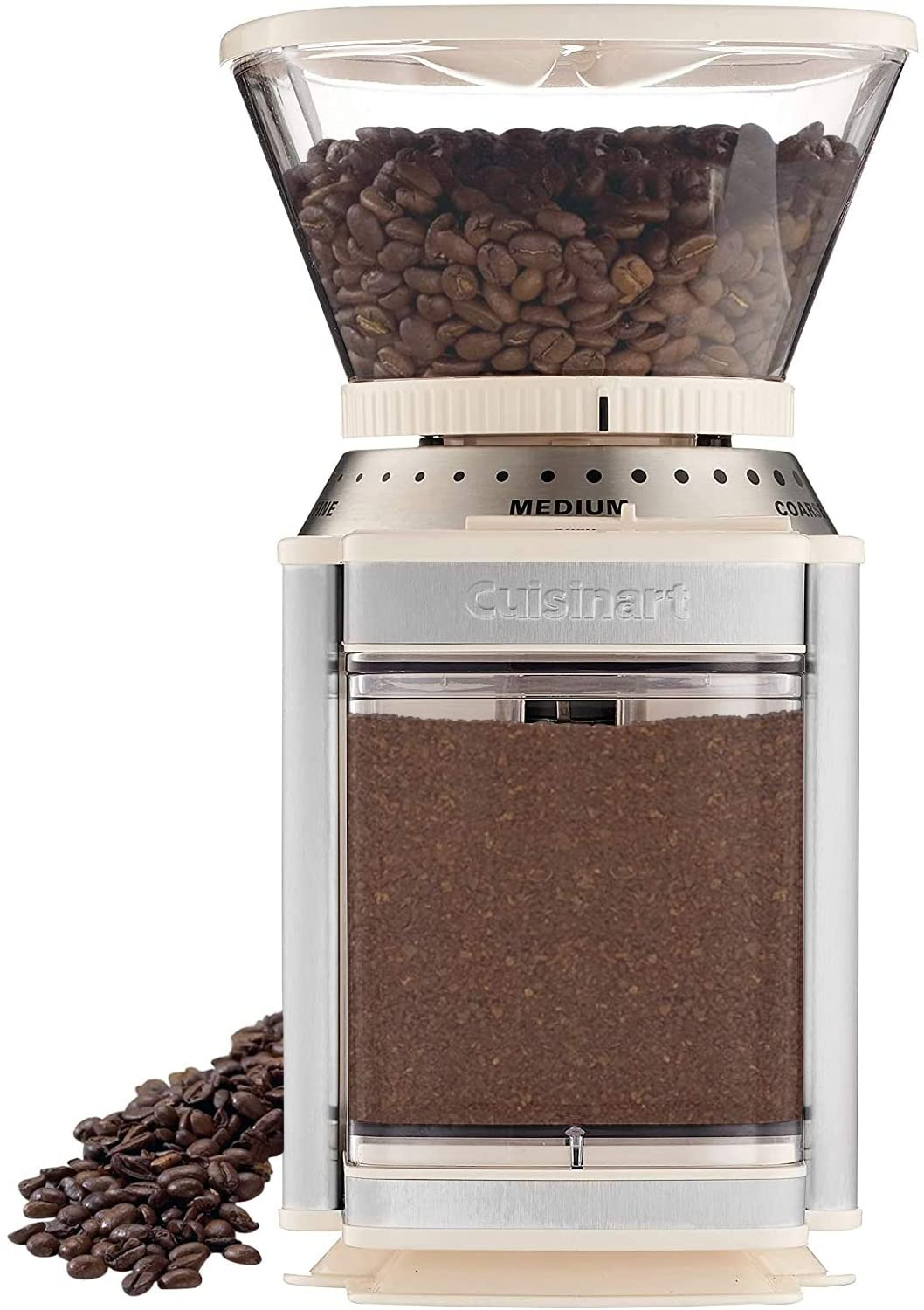 Top 7 Most desired Best coffee grinder for Chemex- Experts choice 4