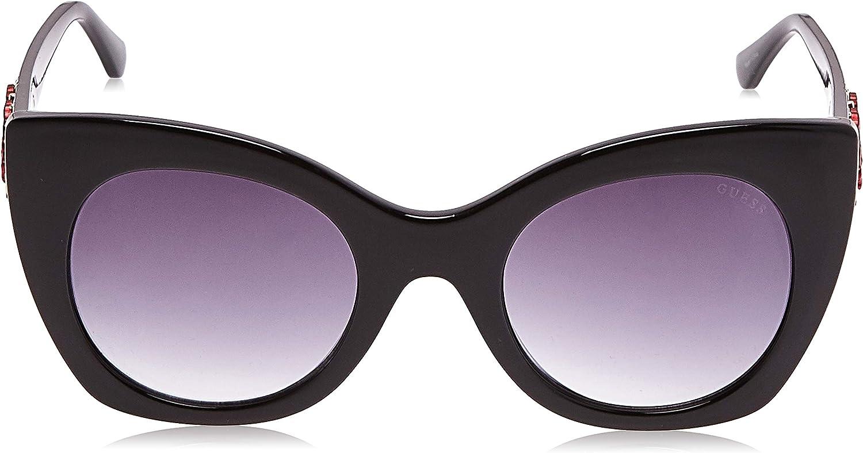 Guess Occhiali da Sole Donna GU7610 01B: Amazon.it