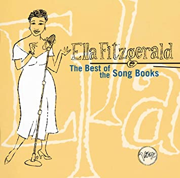 Songwriting Tools -- Ella Fitzgerald's Song Books