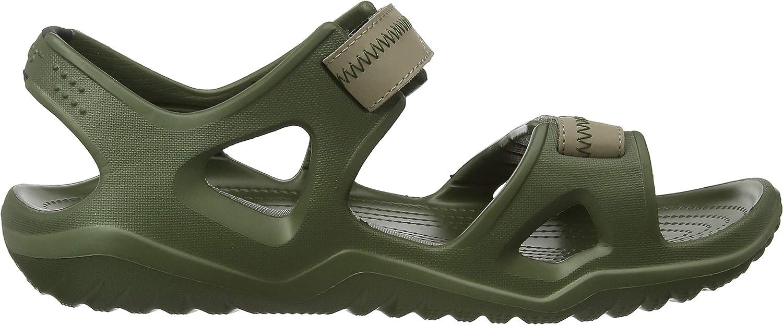 Crocs Mens Swiftwater River Sandal M