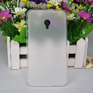 pinlu® Funda Para Vodafone Smart Turbo 7 Anti-Rasguño Antideslizante Función Slim fit Suave TPU Gel Silicona Case Ultra Delgada Ligera Parte Posterior ...