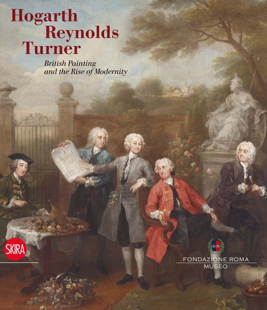 Download Hogarth, Reynolds, Turner: British Painting and the Rise of Modernity ebook
