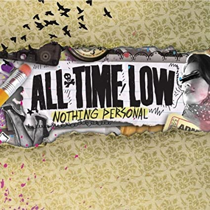 Nothing Personal : All Time Low: Amazon.es: CDs y vinilos}