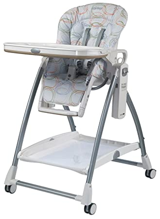 Marvelous Peg Perego 2010 Prima Pappa High Chair, Newborn (Discontinued By  Manufacturer)