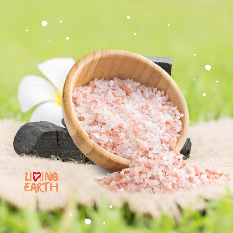 10 KG - Sal rosa del Himalaya Granulada - Rica composición a base de minerales como: potasio, calcio, magnesio, manganeso o yodo.