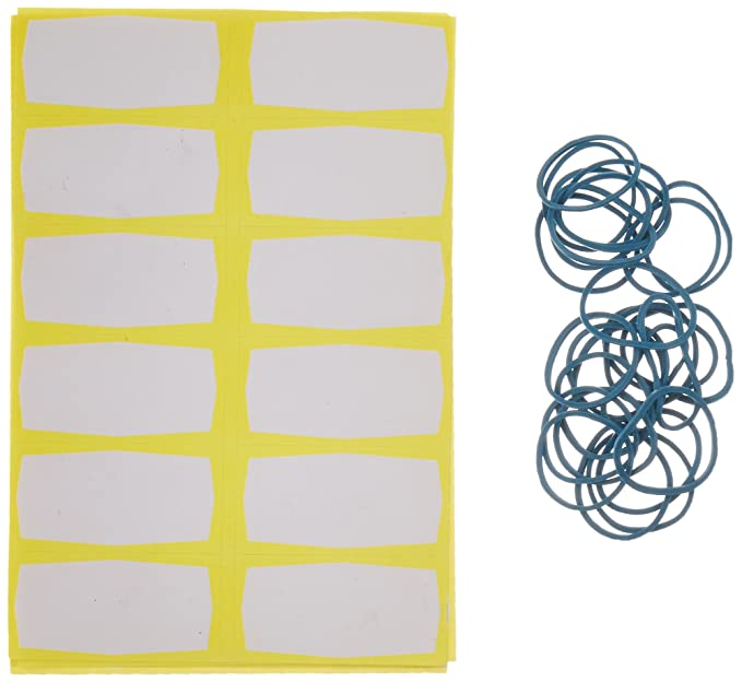 Westmark 40842230 y elástica/Juego de Etiquetas 21.5 x 10 x 5 cm ...